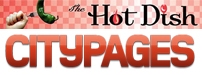 Hot Dish CityPages Logo